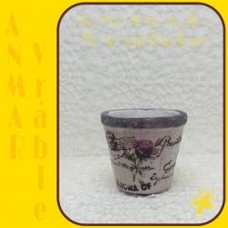 Kvetináč keramický Y384 - 227 - 5