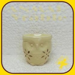 Aroma lampa Sova Krémová