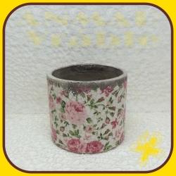 Kvetináč keramický YX10880 - L - 2