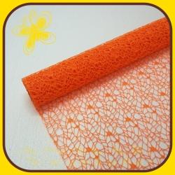Čipka 48cm Oranžová