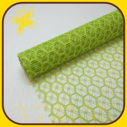 Lemon mesh 50cm Zelená