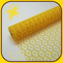 Lemon mesh 50cm Žltá 3