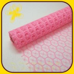 Lemon mesh 50cm Ružová 6