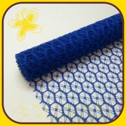 Lemon mesh 50cm Modrá tmavá 11B
