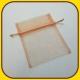 Organzová taška Oranžová