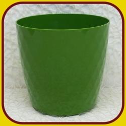 Kvetináč CRISTAL PLAST Zelený 7