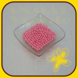 Perly 6mm Ružová