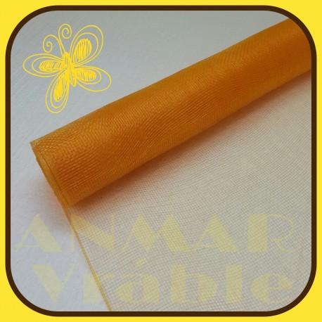 Plastová sieťka 53cm Oranžová
